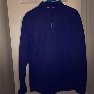 Nike Dri-Fit quarter zip (with tags on)